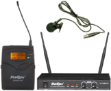 MadBoy® AIRSET 3 wireless lavalier microphone set