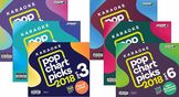 Zoom Karaoke CD+G - Pop Chart Picks 2018 Parts 1-6 + 6 FREE Bonus Discs