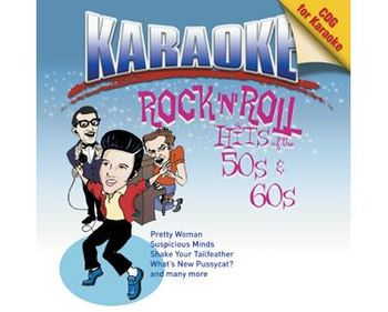 Rock'N'Roll Hits Of The 50s & 60s DVG
