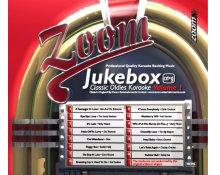 Jukebox Classic Oldies Karaoke Vol 10 (CDG)