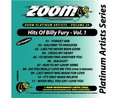 Platinum Artists: Billy Fury Vol.1