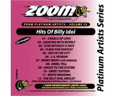 Platinum Artists: Billy Idol