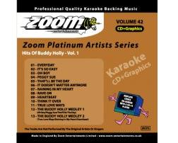 Platinum Artists: Buddy Holly Vol.1