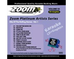 Platinum Artists: Rolling Stones Vol.1