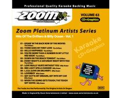 Platinum Artists: Drifters & Billy Ocean Vol.1