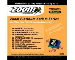Platinum Artists: Dixie Chicks & Gretchen Wilson Vol.2