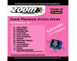 Platinum Artists: Madonna Vol.1 (CDG)