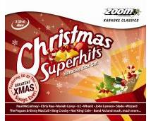 Zoom Karaoke Christmas Superhits (3 CD+G's)