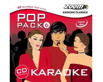 Zoom Pop Pack 6 (2 CD+Gs)
