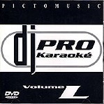DVD PICTO MUSIC DJ PRO KARAOKE VOL.L