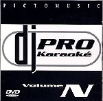 DVD Picto Music Dj Pro Karaoke Vol.N