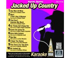 Jacked Up Country CD+G