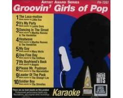 Groovin' Girls Of Pop