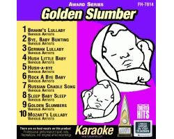 Golden Slumber CD+G