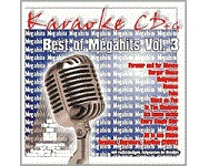 Best of Megahits Vol. 03 (CDG)