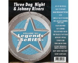 Three Dog Night & Johnny Rivers (CDG)