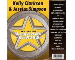 Kelly Clarkson & Jessica Simpson (CDG)