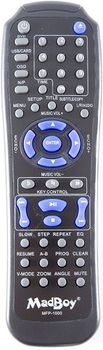 Remote for MadBoy® MFP-1000 (I-edition)