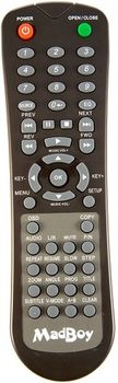 Remote for MadBoy® MFP-2000 (I-edition)