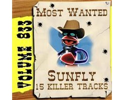 Sunfly Most Wanted 833 (CD+G)