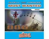 Sunfly Most Wanted 886 (CD+G)