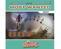 Sunfly Most Wanted 887 (CD+G)