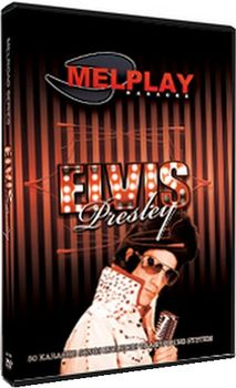 Melplay Elvis karaoke 1 (DVD)