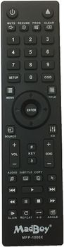 REMOTE FOR MFP-1000X (II-model)