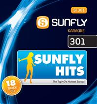 Sunfly Hits 301 (CD+G)