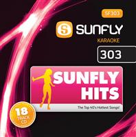 Sunfly Hits 303 (CD+G)