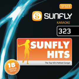 Sunfly Hits 323 (CD+G)