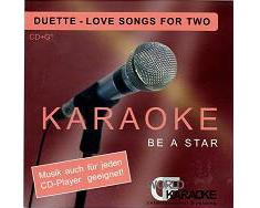 Duette- Love Songs For Two (CD+G)