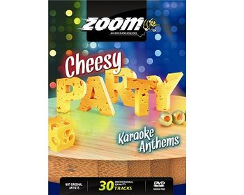 Cheesy Party Karaoke Anthems (DVD)
