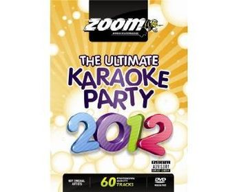 The Ultimate Karaoke Party 2012 (2 DVDs)