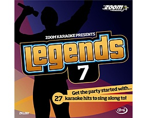 Zoom Karaoke Legends 7 (CD+G)