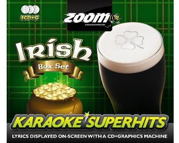 Zoom Irish Box Set (3*CDG)