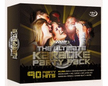 The Ultimate Karaoke Party Pack (CDG)