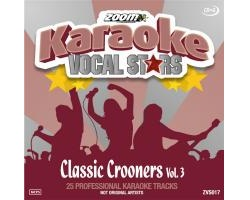 Vocal Stars: Classic Crooners 3 (CDG)