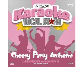 Zoom Vocal Stars - Cheesy Party Anthems (CDG)