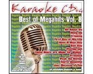Best of Megahits Vol. 08 (CDG)