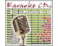 Best of Megahits Vol. 15 (CDG)
