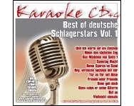 Best of deutsche Schlagerstars Vol.1 (CDG)