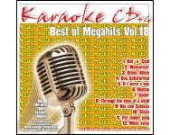 Best of Megahits Vol. 18 (CDG)