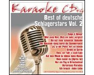 Best of deutsche Schlagerstars Vol.2 (CDG)
