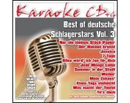 Best of deutsche Schlagerstars Vol.3 (CDG)