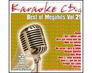 Best of Megahits Vol. 21 (CDG)