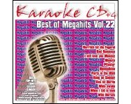 Best of Megahits Vol. 22 (CDG)