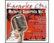 Mallorca Superhits Vol. 1 (CD+G)