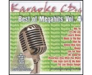 Best of Megahits Vol. 04 (CDG)