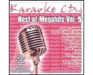 Best of Megahits Vol. 05 (CDG)